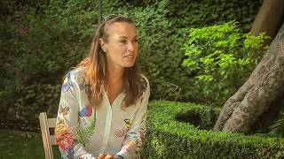 Martina Hingis interview