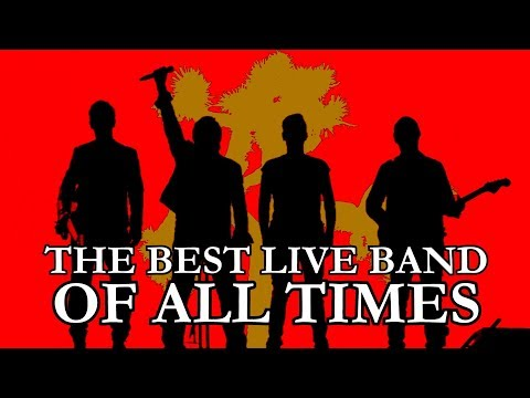 U2 as THE BEST LIVE BAND OF ALL TIMES (A SUPER 8mm EXPERIENCE)