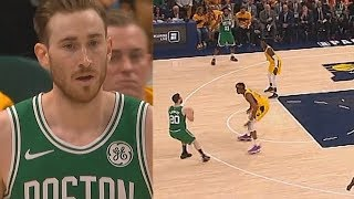 Gordon Hayward Shocks Pacers In Final Minutes Of Sweep! Celtics vs Pacers Game 4