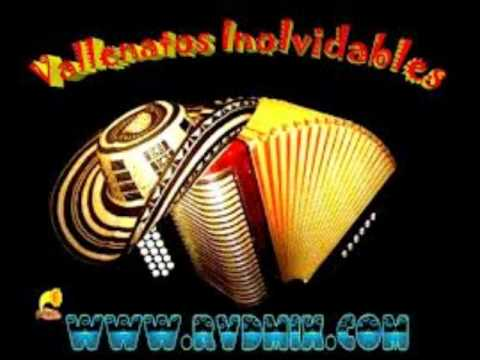 VALLENATOS MIX  INOLVIDABLES