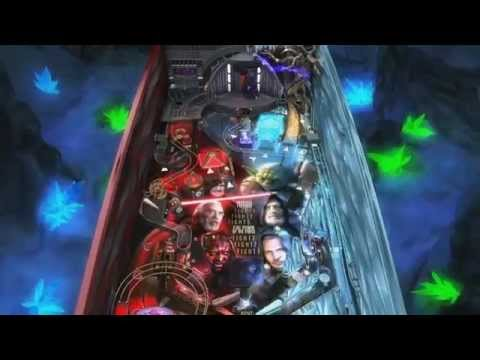 Star Wars Pinball - Masters of the Force
