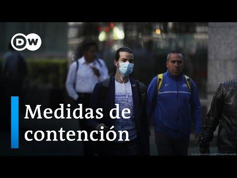 América Latina, en vilo por el coronavirus