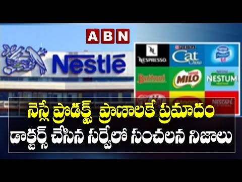 60% of our products unhealthy, admits Nestle