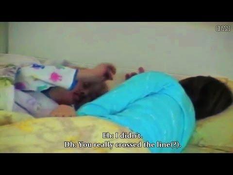 ENG | SPA Eunhyuk & Donghae's bed time - EunHae