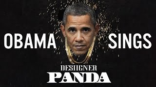 Barack Obama Sings Desiigner's Panda! Mash Up