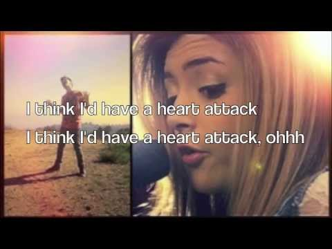 Baixar Heart attack (Demi Lovato) - Sam Tsui & Chrissy Costanza cover (lyrics)