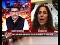 Left, Right & Centre | Incredible That Kangana Ranaut Has Taken Sena Head On: Shobhaa De To NDTV  - 09:02 min - News - Video