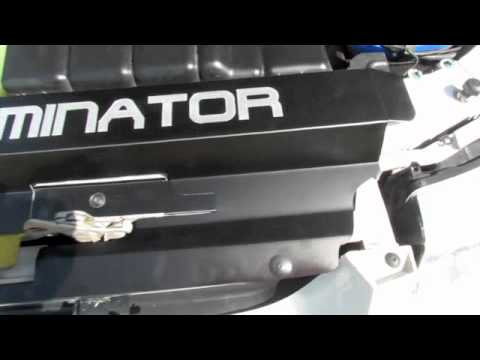 Mustang Terminator Radiator Cover