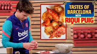 👨🍳 COOKING WITH RIQUI PUIG 🦐🥘