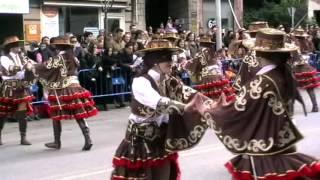 Los Pirulfos, desfile de 2016