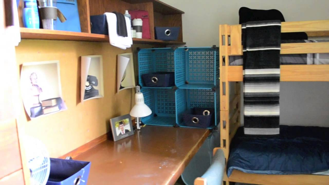 Champlain College Residence Rooms Youtube