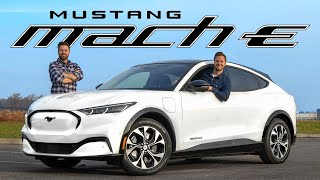 2021 Mustang Mach-E Review // Zero to Controversial In 4.8 Seconds