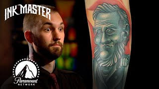 Not So Recognizable Landmark Tattoos 🥴 Ink Master