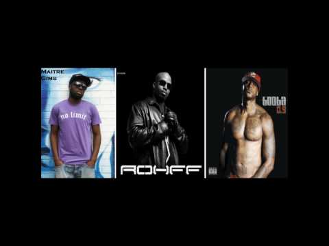 Booba Feat. Rohff & Maitre Gims - Boulbi (Remix HQ)