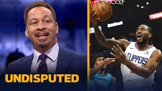 Chris Broussard on Kawhi's unique path to being the 'best player in the world'   NBA   UNDISPUTED