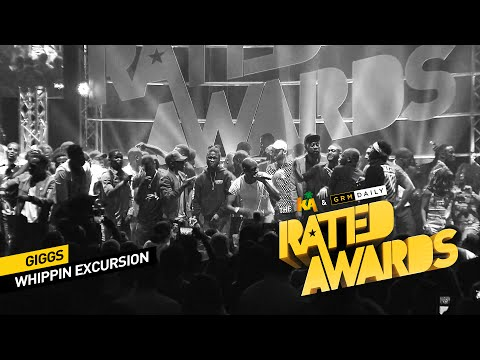 Giggs - Whippin Excursion | #RatedAwards 2016