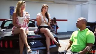 Women Deny Disabled Man A Handicapped Spot | WWYD | What Would You Do?