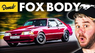 FOX BODY MUSTANG - Everything You Need to Know | Up to Speed