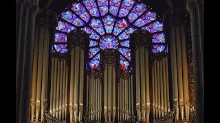 Why Pipe Organs Sound Scary