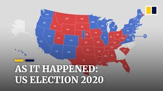 As it happened: US Election 2020