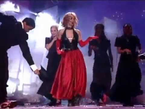 Britney Spears - Baby One More Time + Crazy ( Live at Europe M. A. 1999 ) HQ
