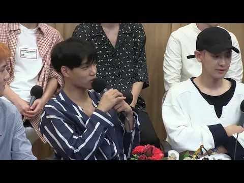 엑소 (EXO), 여름에 땡기는 음식은? [SBS 두시탈출 컬투쇼]