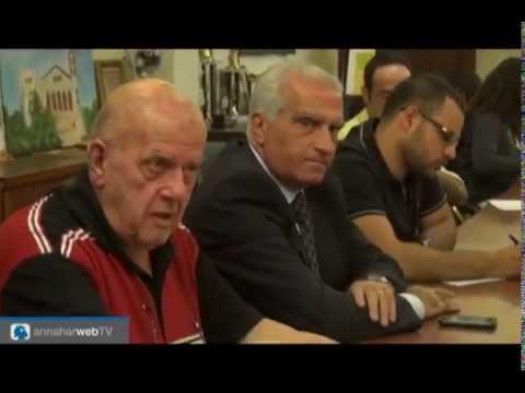 اهالي الشياح ورئيس البلدية؟