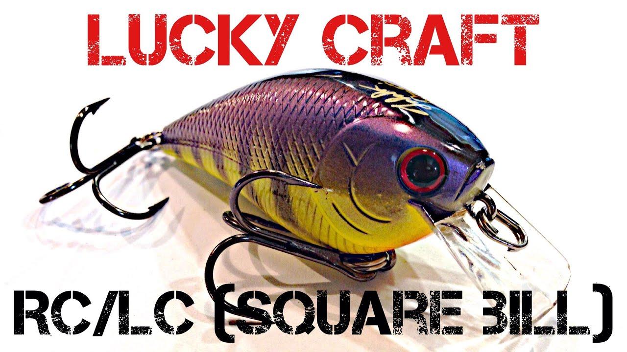 Lucky Craft Rc   Crankbait