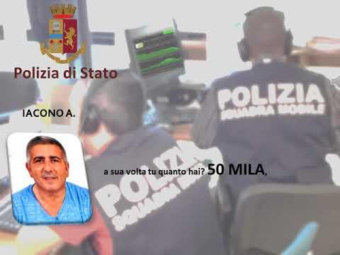 Scommesse online, l'audio dell'operazione della Polizia