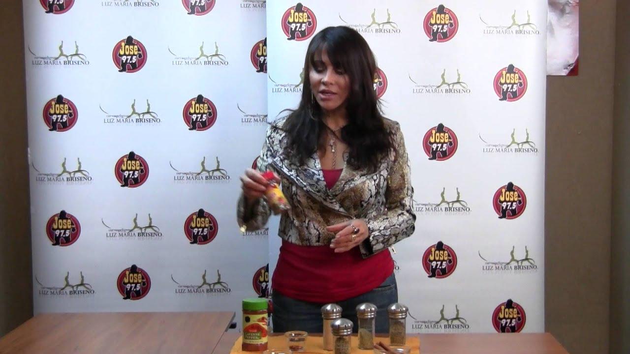Luz Maria Briseno Plan De Nutricion