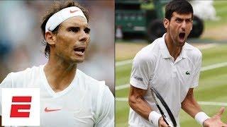 Wimbledon 2018 Highlights: Novak Djokovic beats Rafael Nadal in epic 2-day semifinal | ESPN