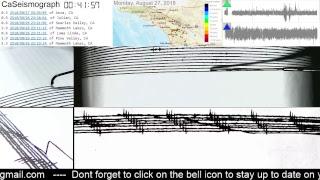 Earthquake Live Cam OC