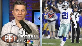 Do Cowboys need Ezekiel Elliott for Week 1 vs. Giants? | Pro Football Talk | NBC Sports