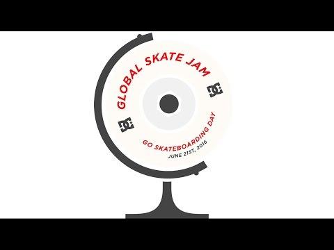 DC SHOES: GLOBAL SKATE JAM 2016