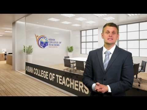Teacher Training Course by Asian College of Teachers
