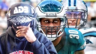 BLINDFOLD DRAFT! Madden 16 Draft Champions Gameplay - QJB vs AiiRxJONES
