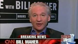 Maher on Obama: