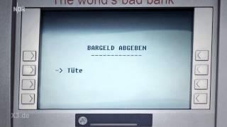 Der HSBC-Bankautomat