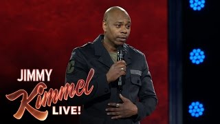 Jimmy Kimmel's FULL INTERVIEW with Dave Chappelle