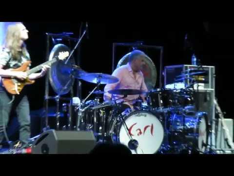 Carl Palmer's ELP Legacy - Trilogy LIVE - Feb 7, 2018 - Cruise to the Edge