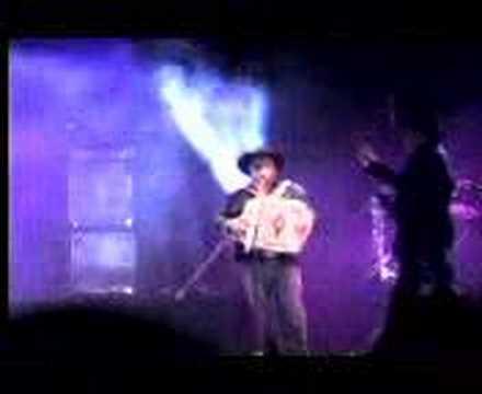 GRUPO LA PRESENCIA ella en concierto fex