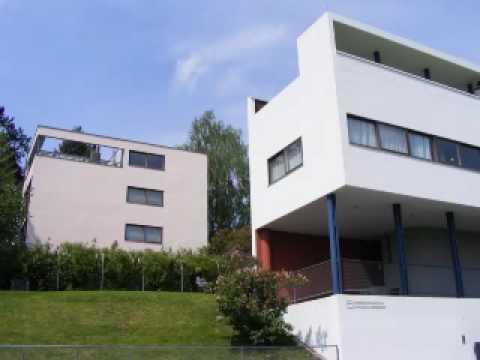 Animaci n casa citroen musica movil for Villas weissenhofsiedlung