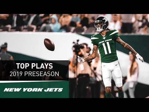 Top Plays from Jets Preseason | New York Jets | NFL
