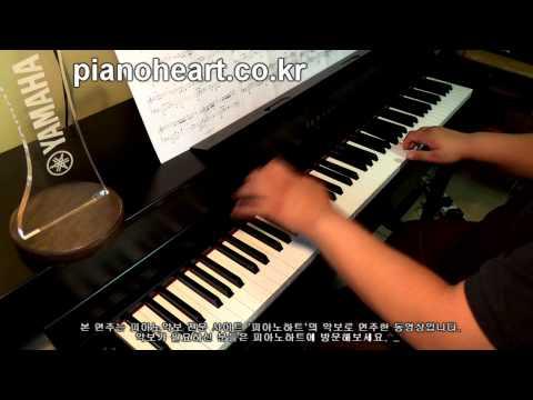에일리(Ailee) - 잠시 안녕처럼(Good bye my love) 피아노 연주 with YAMAHA CLP-545