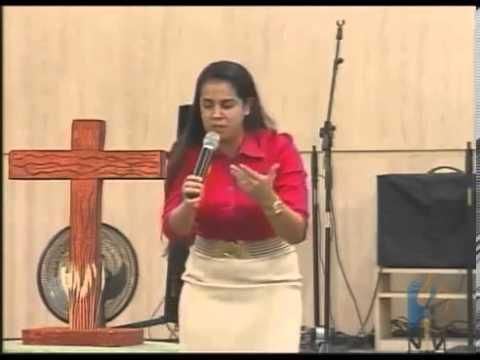 Missionária Camila Barros - A morte não é o fim, há esperança