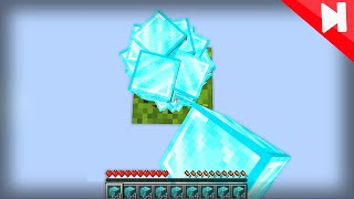 One Block Skyblock, But Every Drop Is Random In Minecraft