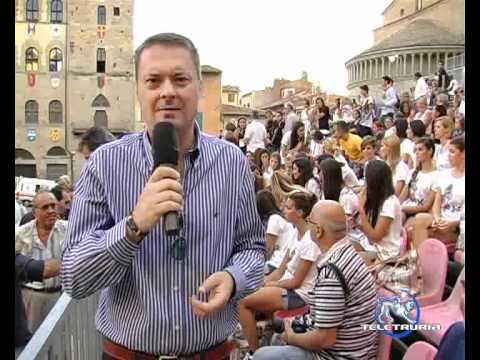 Le Miss Italia alle prove