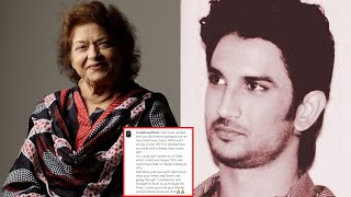 Saroj Khan in her last Instagram post mourned the untimely..