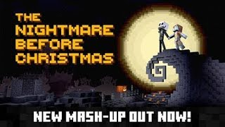 The Nightmare Before Christmas Mash-up
