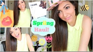 Bethany Mota – Spring/Summer Clothing Haul!